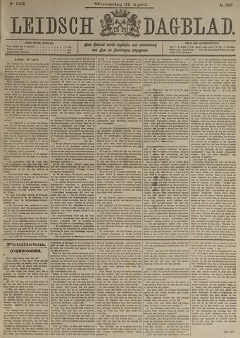 Leidsch Dagblad 1897-04-21