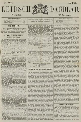 Leidsch Dagblad 1873-08-27