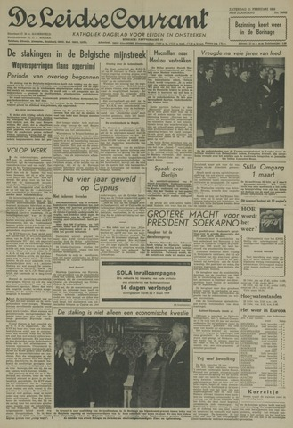 Leidse Courant 1959-02-21