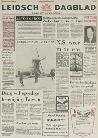 Leidsch Dagblad 1979-01-05
