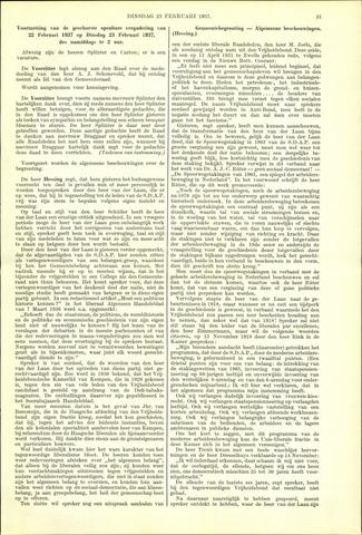 Handelingen van de Raad 1937-02-23