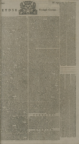 Leydse Courant 1745-10-29