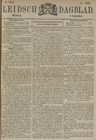 Leidsch Dagblad 1878-09-09