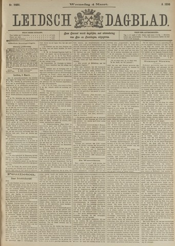 Leidsch Dagblad 1896-03-04
