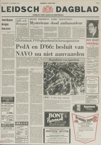 Leidsch Dagblad 1979-12-19