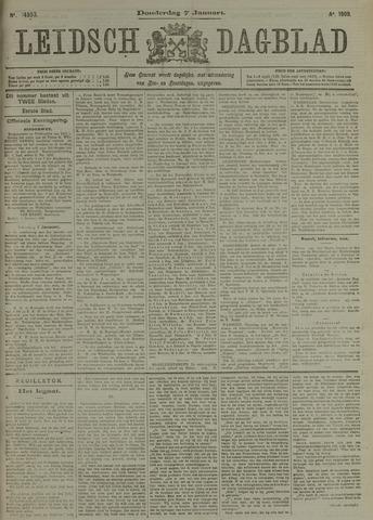 Leidsch Dagblad 1909-01-07