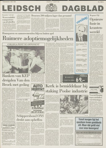 Leidsch Dagblad 1988-05-04