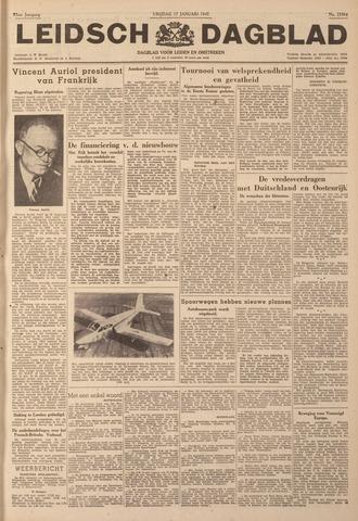 Leidsch Dagblad 1947-01-17