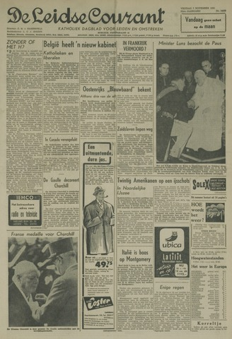 Leidse Courant 1958-11-07