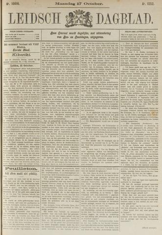 Leidsch Dagblad 1892-10-17