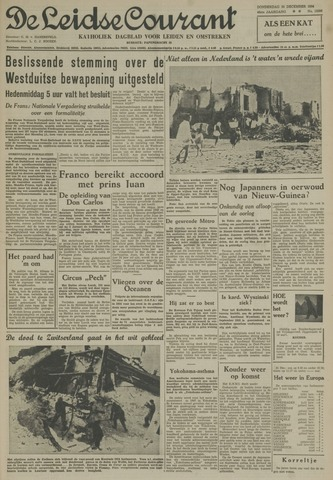Leidse Courant 1954-12-30