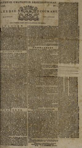 Leydse Courant 1798