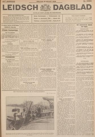 Leidsch Dagblad 1928-03-16