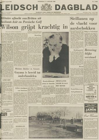 Leidsch Dagblad 1968-01-17