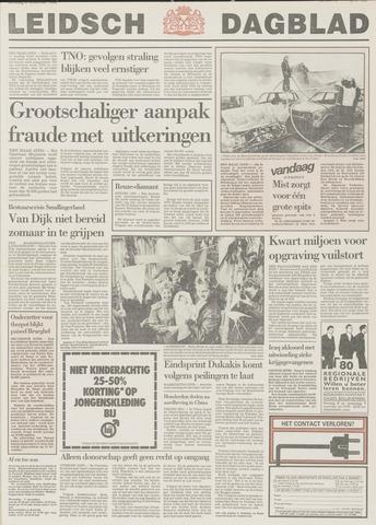 Leidsch Dagblad 1988-11-08