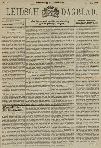 Leidsch Dagblad 1890-01-11
