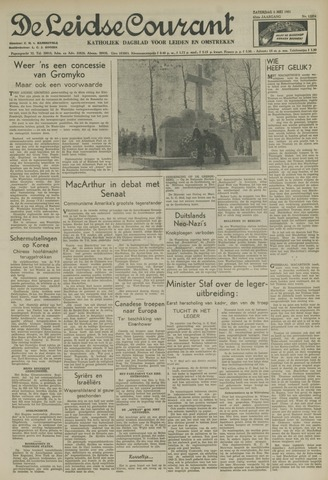 Leidse Courant 1951-05-05