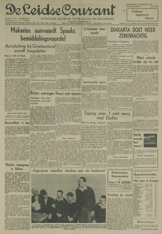 Leidse Courant 1958-10-22