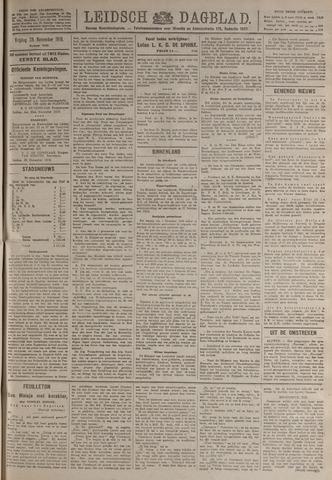 Leidsch Dagblad 1919-11-28
