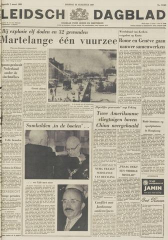 Leidsch Dagblad 1967-08-22