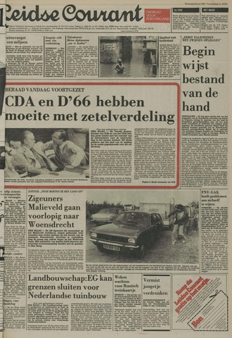 Leidse Courant 1981-07-22