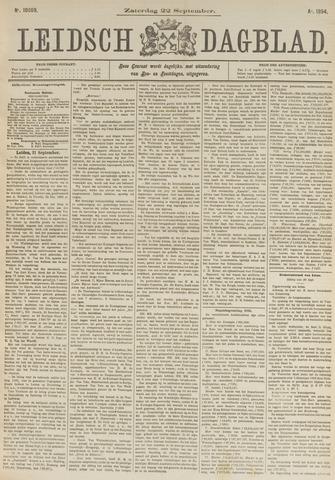 Leidsch Dagblad 1894-09-22