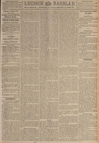 Leidsch Dagblad 1921-12-08