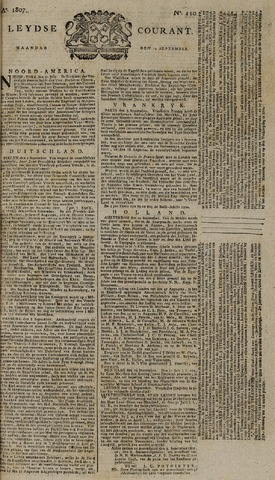 Leydse Courant 1807-09-14