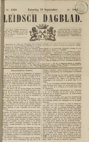 Leidsch Dagblad 1864-09-10