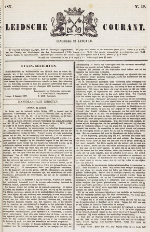 Leydse Courant 1877-01-23