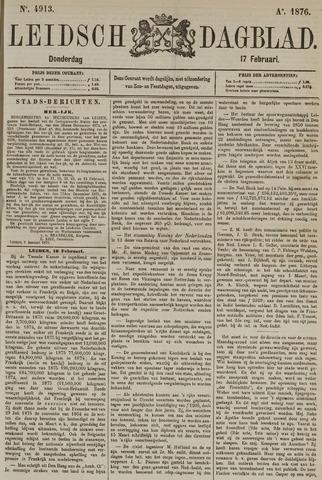Leidsch Dagblad 1876-02-17