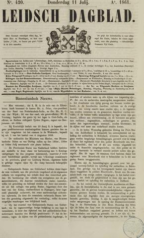 Leidsch Dagblad 1861-07-11