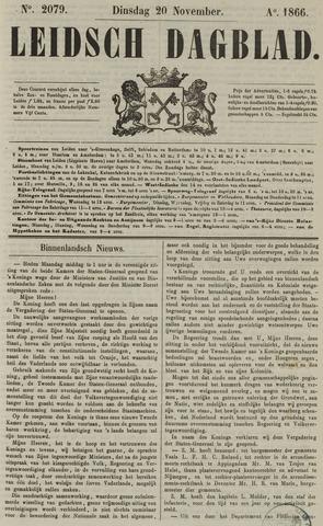 Leidsch Dagblad 1866-11-20