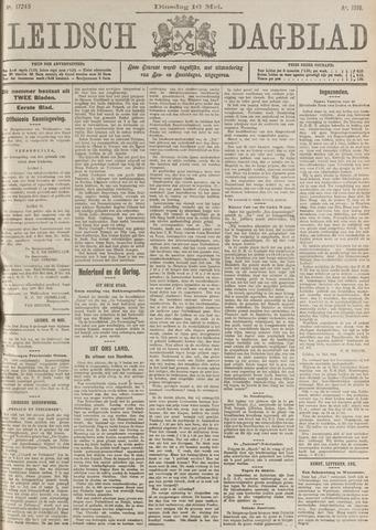 Leidsch Dagblad 1916-05-16