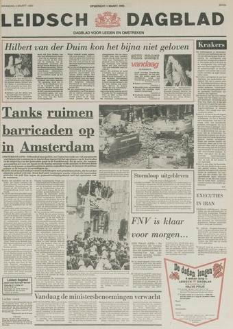 Leidsch Dagblad 1980-03-03