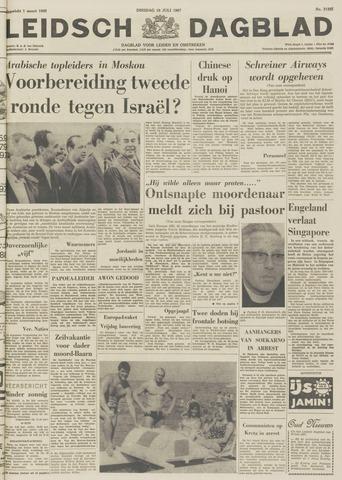Leidsch Dagblad 1967-07-18