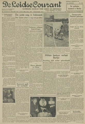 Leidse Courant 1949-08-02