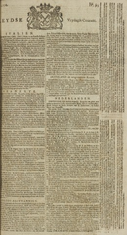 Leydse Courant 1770-08-03