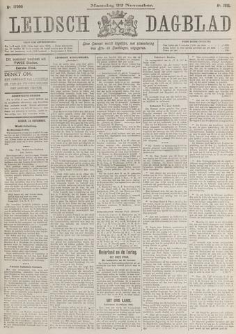 Leidsch Dagblad 1915-11-22