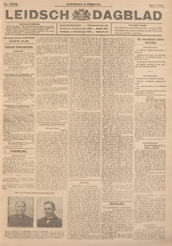 Leidsch Dagblad 1926-02-03