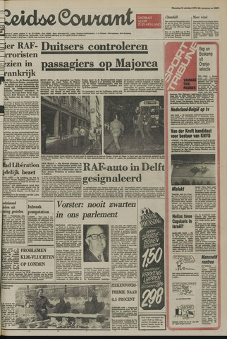 Leidse Courant 1977-10-24