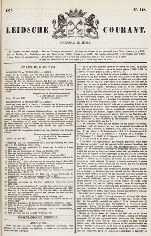 Leydse Courant 1877-06-26