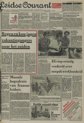 Leidse Courant 1981-06-30