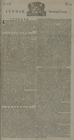 Leydse Courant 1736-06-18