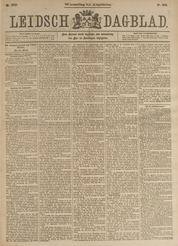 Leidsch Dagblad 1901-08-14