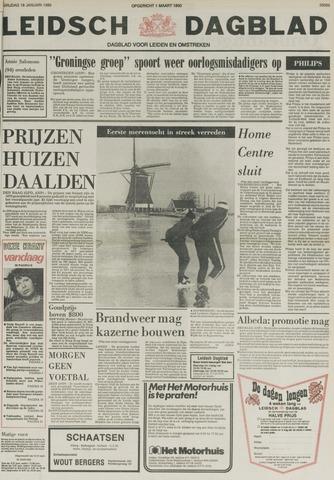 Leidsch Dagblad 1980-01-18