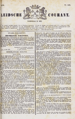 Leydse Courant 1879-05-21