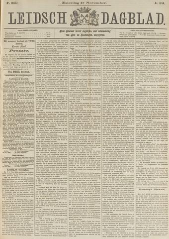 Leidsch Dagblad 1894-11-17