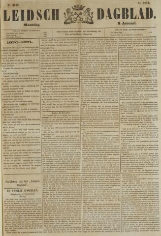 Leidsch Dagblad 1871