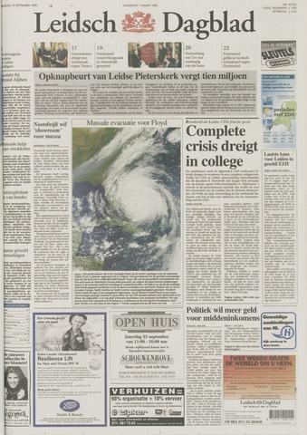 Leidsch Dagblad 1999-09-15